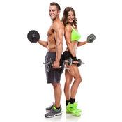 家庭健身-您身边的健身专家LOGO