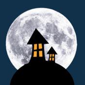 农历和月亮相的专业版LOGO