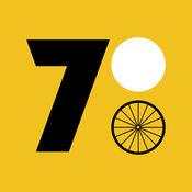 700BIKE-自行车GPS户外骑行运动记录