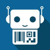 条形码扫描器, 二维码读取器和生成器,创建者:qrbot.net