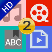 AVDic Player2 pro for iPad (电影,TED,英语,字幕 )