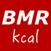 每日卡路里 & BMR 计算机 - 饮食计划,健康看护