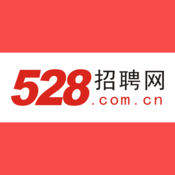 528招聘网(用户版)LOGO