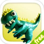 恐龙游戏LOGO