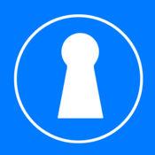 密码卫士-账号密码助手LOGO