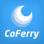 CoFerry - 韩中船票手机预售软件