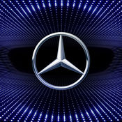 梅赛德斯-奔驰G-Code视觉实景扩充LOGO