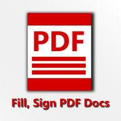 PDF填充和签署任何文件
