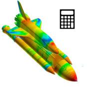 陶瓷计算器 - 航空工程师