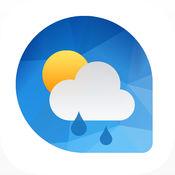 天气伴侣临的 – 气象预报, 雷达地图