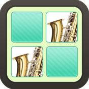 记忆游戏 乐器 孩子 游戏 儿童游戏 应用程序
