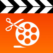 视频剪辑 - 影片裁剪,视频编辑制作LOGO