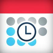 工作时间表 + 工作日历和任务管理器