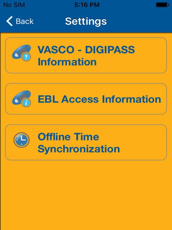 EBL Access截图6