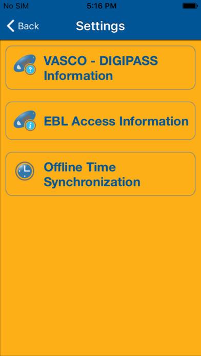 EBL Access截图3