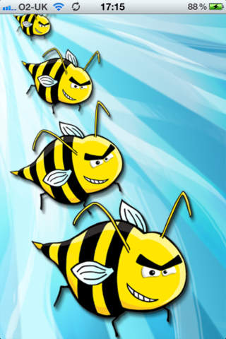 愤怒黄蜂截图2