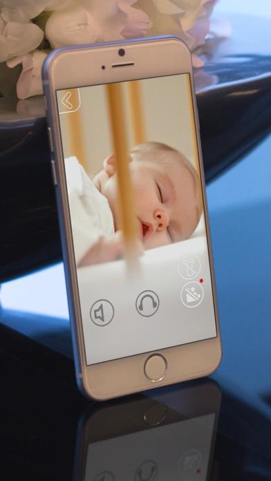 婴儿监视器截图1
