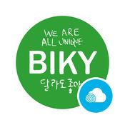 BIKY 싱크로 - BIKY SYNCHroLOGO