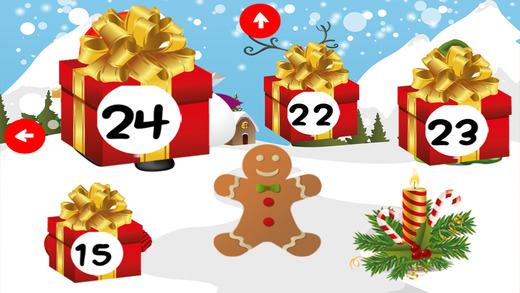 活动!降临节日历 - 您的拼图礼物为孩子的十二月圣诞快乐截图1