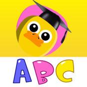 ABC Duck儿童英语 - 保护眼睛快乐学英语LOGO