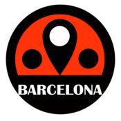 巴塞罗那旅游指南地铁路线西班牙离线地图 BeetleTrip Barcelona travel guide with of