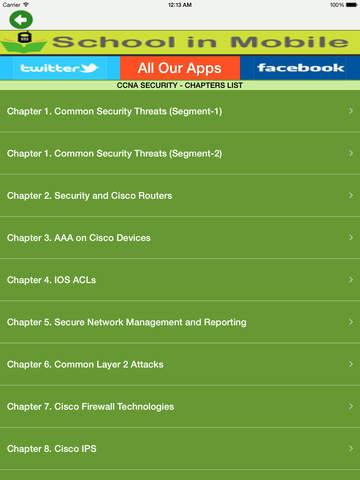 CCNA安全认证截图6