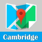 劍橋旅游指南地鐵零流量去哪兒英國世界地圖 Cambridge metro gps map guide