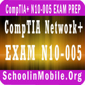 CompTIA Network +认证考试N10-005准备