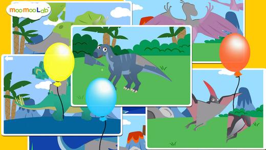 恐龙 - 儿童益智游戏截图4
