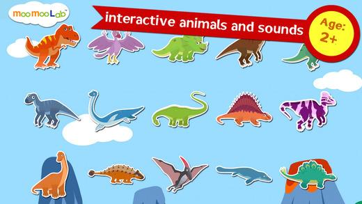 恐龙 - 儿童益智游戏截图5