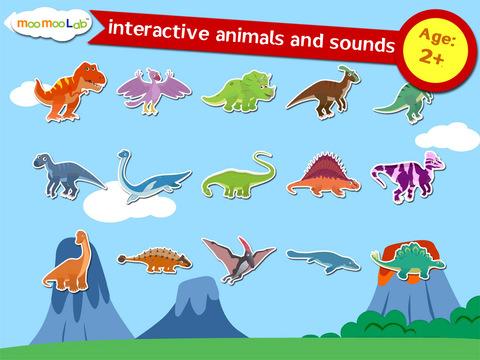 恐龙 - 儿童益智游戏截图6