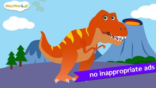 恐龙 - 儿童益智游戏截图3