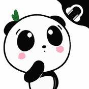 熊猫听书LOGO