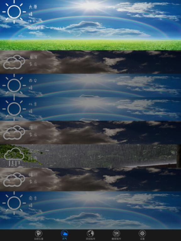 最牛天气截图4