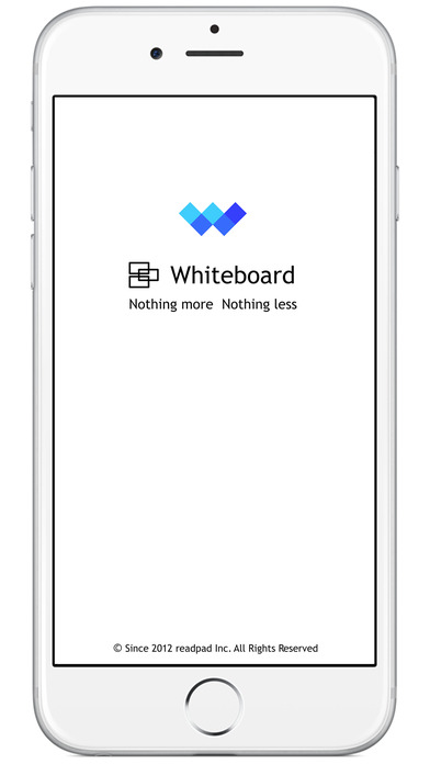 白板 Whiteboard截图1
