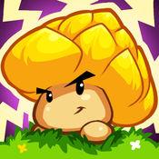 超级蘑菇LOGO