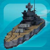 战舰打造段首LOGO