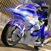 极速摩托段首LOGO