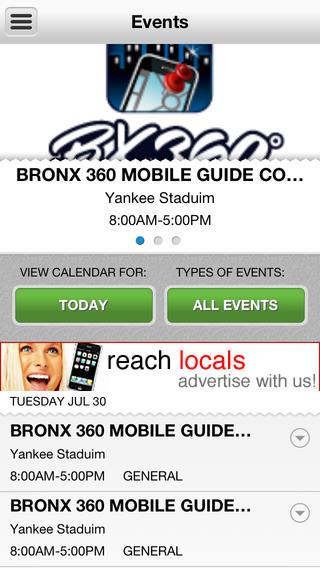 Bronx 360 (BX360)截图3