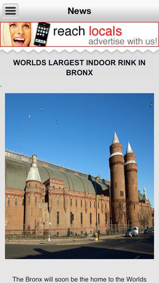 Bronx 360 (BX360)截图1