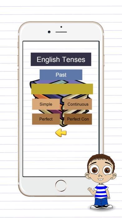学英语时态结构 - 过去,现在和未来截图2