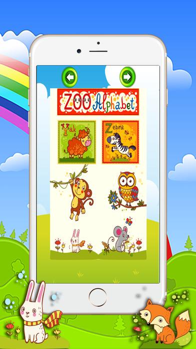 ABC幼儿园和幼儿园学习游戏截图1