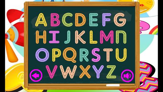 学习英语ABC动物词汇儿童游戏截图2