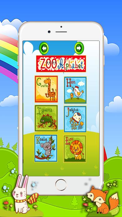 ABC幼儿园和幼儿园学习游戏截图3