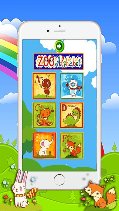ABC幼儿园和幼儿园学习游戏截图4