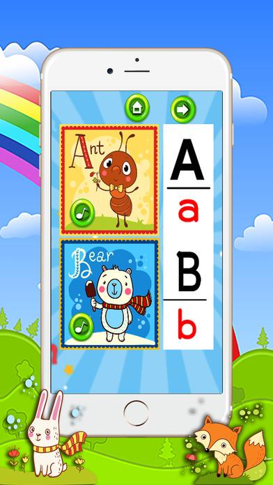ABC幼儿园和幼儿园学习游戏截图5
