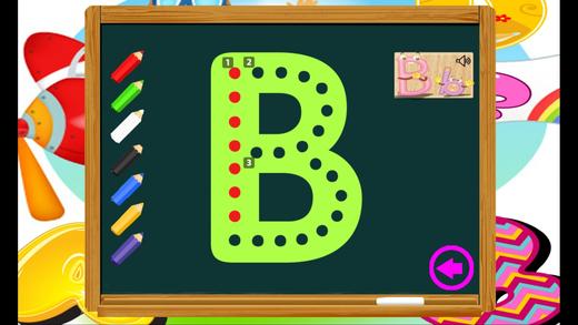 学习英语ABC动物词汇儿童游戏截图3