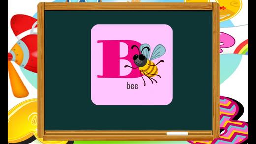 学习英语ABC动物词汇儿童游戏截图4