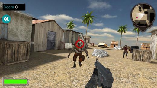 AR Gun - 增强现实游戏平台截图2