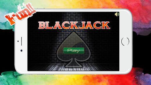 blackJack 21发烧一流游戏截图1